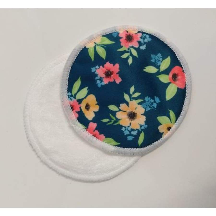 itti Reusable Breast Pads - Meadow - Cloth Nappies breast pad