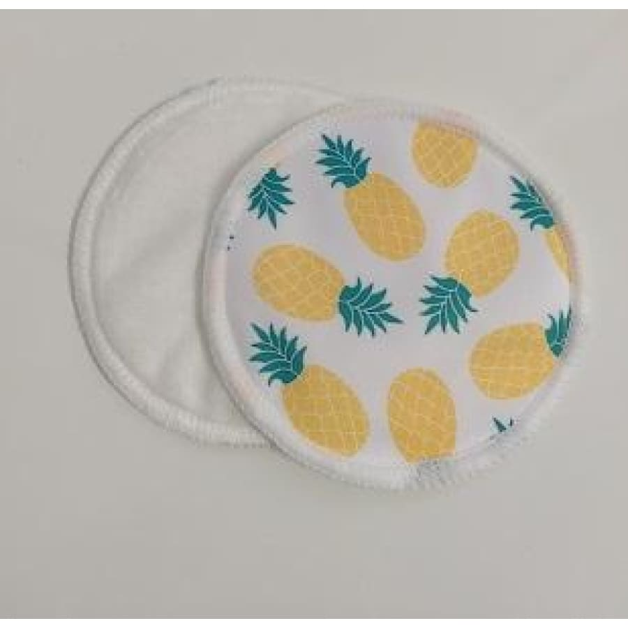 itti Reusable Breast Pads - Pineapple Delight - Cloth Nappies breast pad