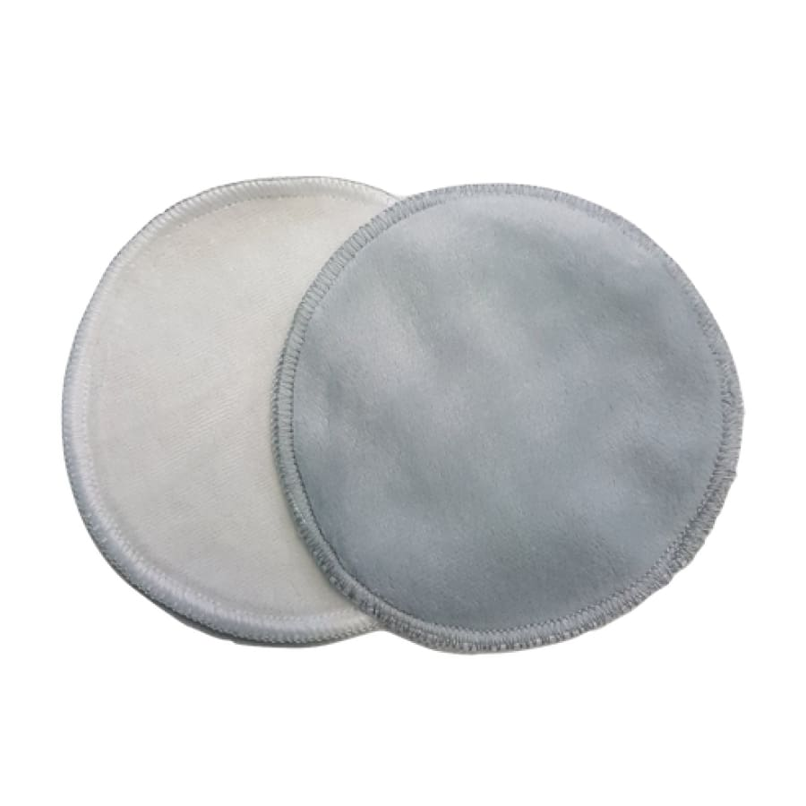 itti Reusable Breast Pads - Silver - Cloth Nappies breast pad