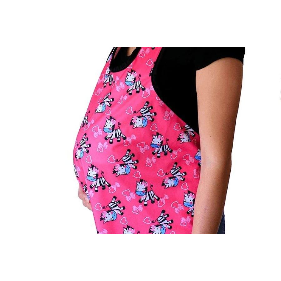 Japoodah Food Catcher Bib Set - Zebra - Bib bib, catcher