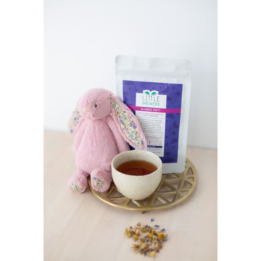 Maternitea - Little Brewers Kids Tea – Slumber Party - Tea active, antioxiandants, maternitea, pregnancy, tea