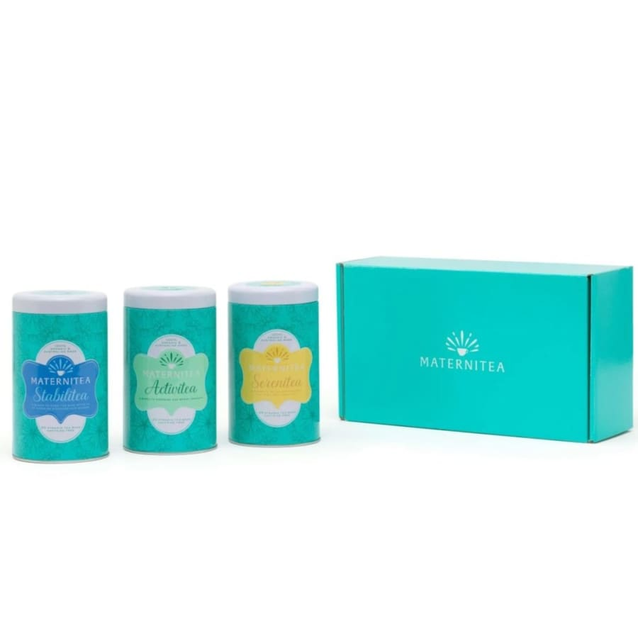 Maternitea - Trimester One Pack - Tea maternitea nausea pregnancy set tea