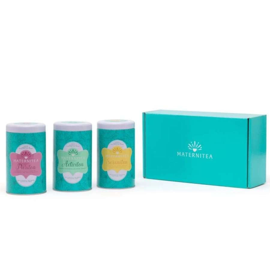 Maternitea - Trimester Two Pack - Tea maternitea pregnancy set tea trimester
