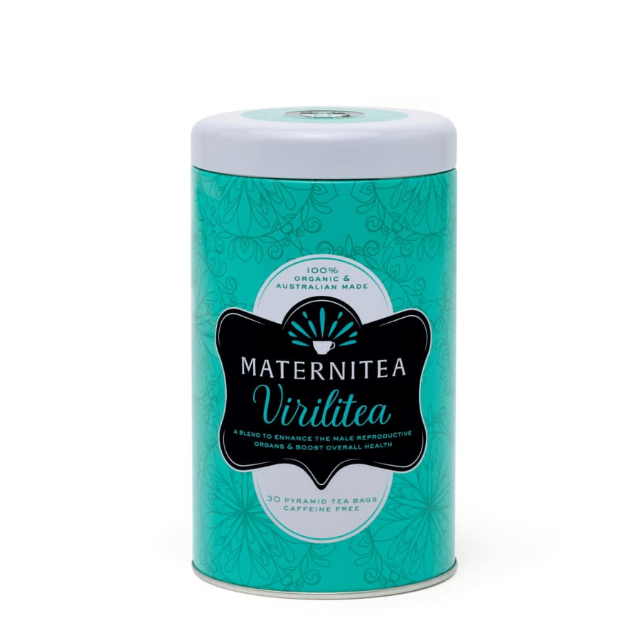 Maternitea - ViriliTea Male Fertility Blend - Tea breastfeeding fertility maternitea pregnancy tea