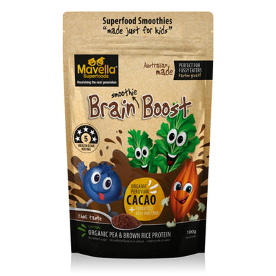 Mavella Superfoods Brain Boost - 100g - Supplement superfood supplement