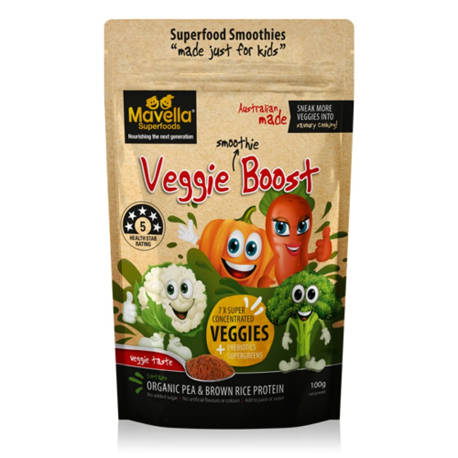 Mavella Superfoods Veggie Boost - 100g - Supplement superfood supplement