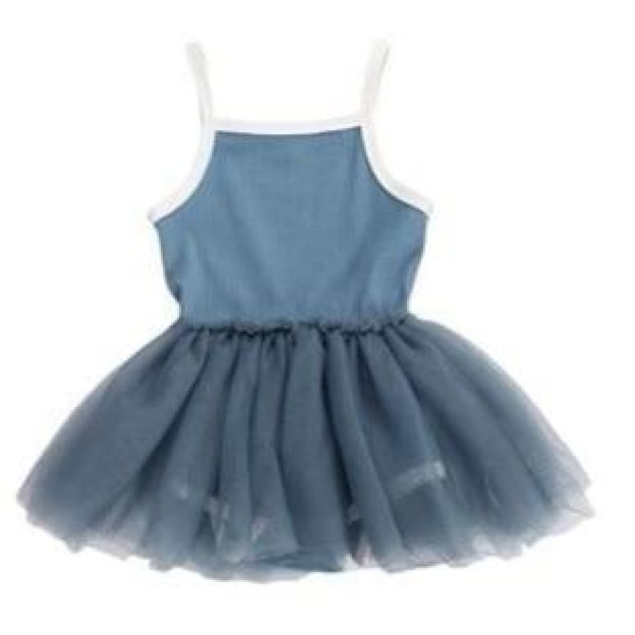 Miley Princess Onesie Tutu Dress - Dress dress