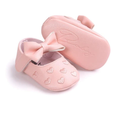 Penny Bow Pre Walkers - Shoes