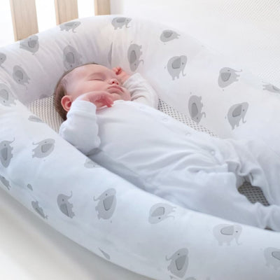 Purflo Purair Breathable Nest - Elephant - Bassinet bassinet