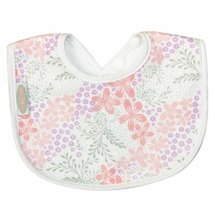 Silly Billyz Jersey Biblet - Bloom - Bibs bib biblet Silly Billyz
