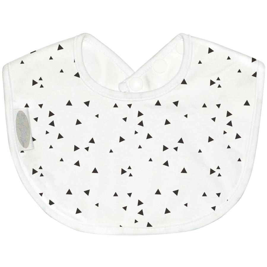 Silly Billyz Jersey Biblet - Triangles - Bibs bib biblet Silly Billyz