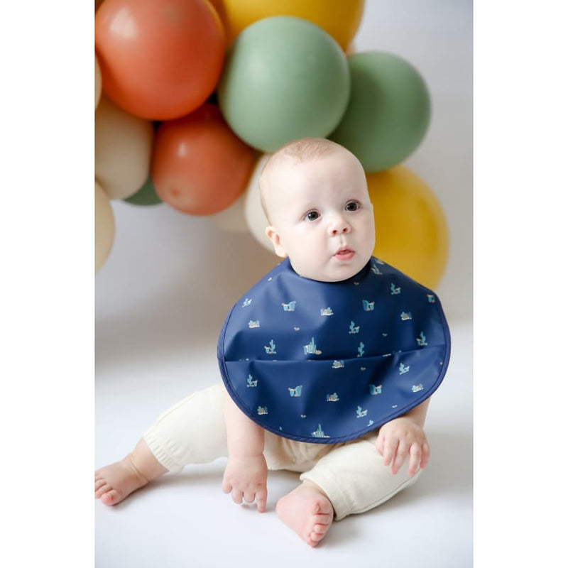 Snuggle Hunny Snuggle Bib Waterproof - Arizona - Bibs snuggle hunny, wrap