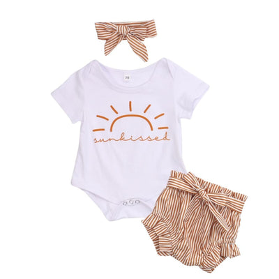 Sunkissed Bloomer Set - 0-6 Months - Sets sets