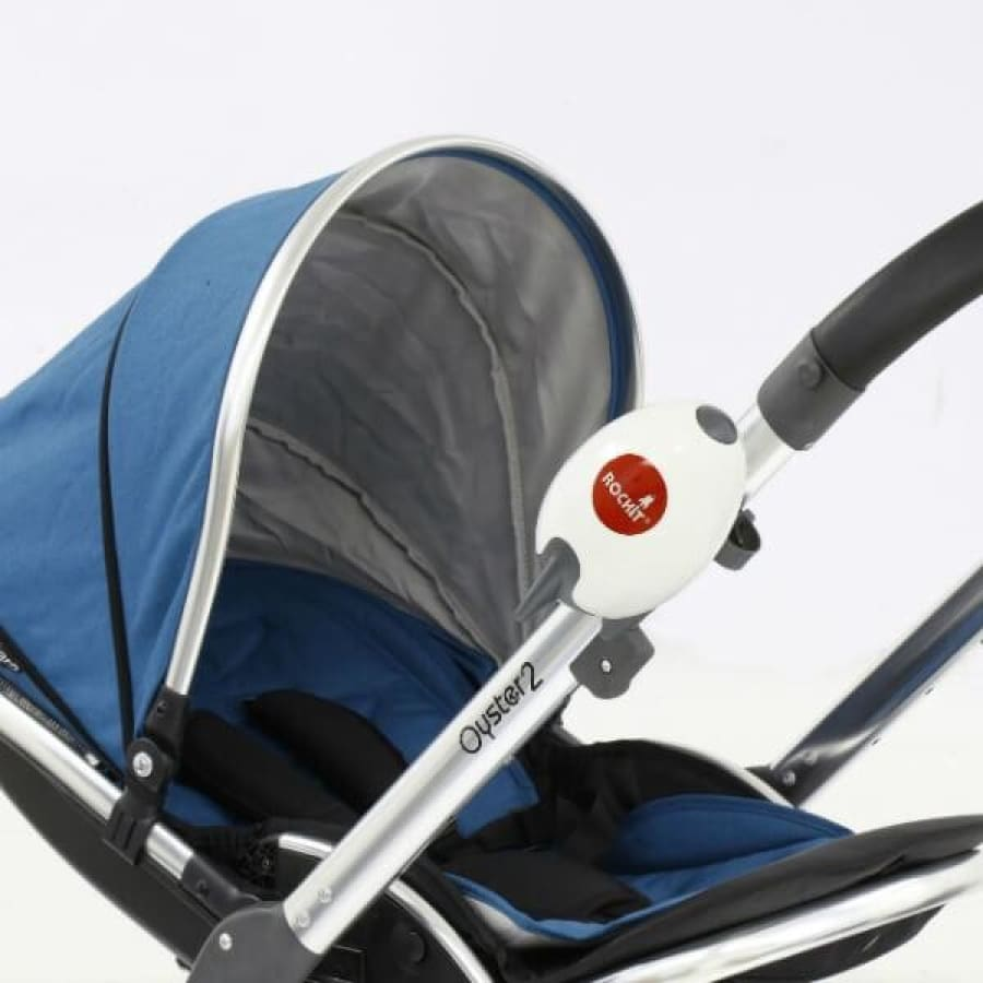 The Rockit - Portable Stroller Rocker - Soother baby pram rockit soothe