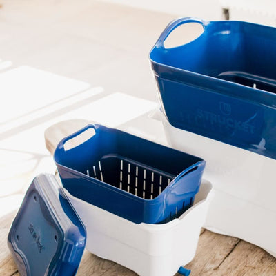 The Strucket - Dark Blue - Bucket bucket, strucket
