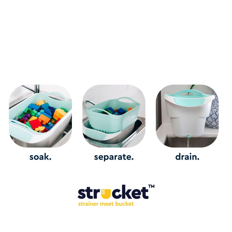The Strucket - Dark Blue - Bucket bucket strucket