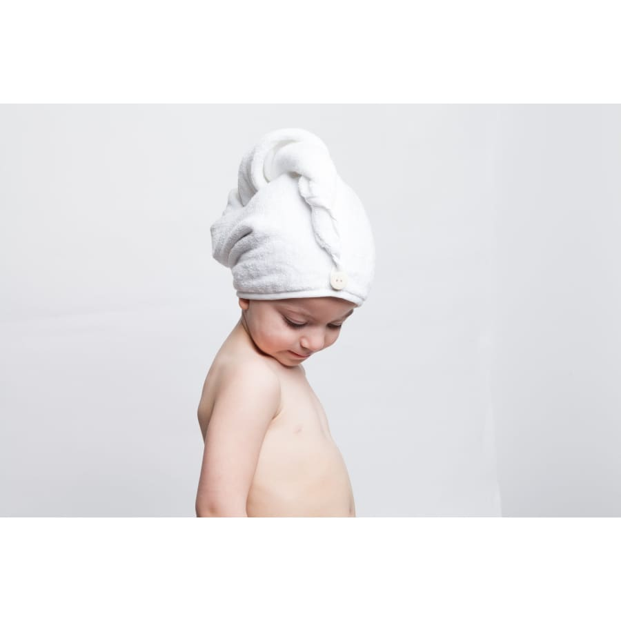 Towelling Stories Bamboo Hair Wrap - Towel towel