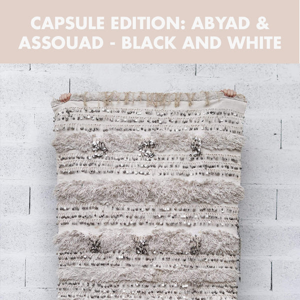 CAPSULE EDITION: ABYAD O ASSOUAD - BLACK AND WHITE