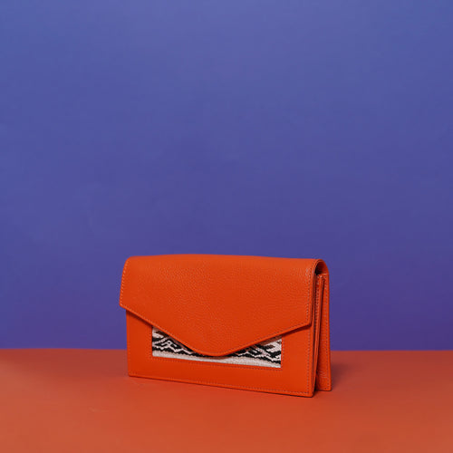 Lalla Wallet Orange