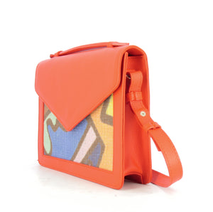 ALOUANE handbag - Orange