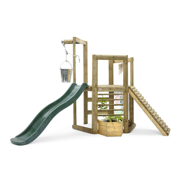 Plum Discovery Woodland Treehouse:Plum:Swing Happy