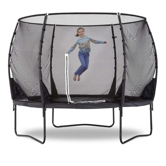 Plum Premium Magnitude Trampoline 10ft:Plum:Swing Happy