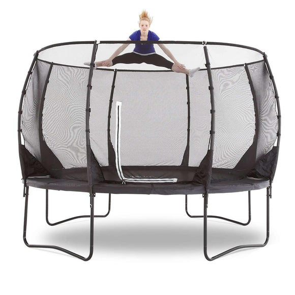 Plum Premium Magnitude Trampoline 14ft:Plum:Swing Happy