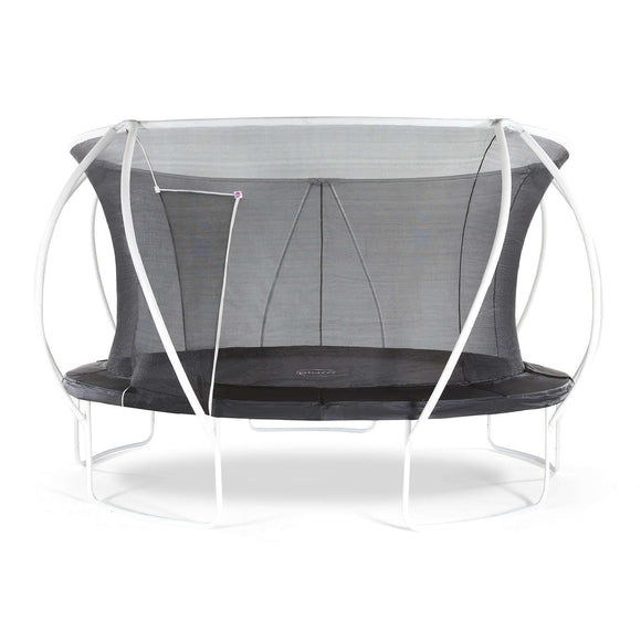 Plum Latitude Trampoline 14ft:Plum:Swing Happy