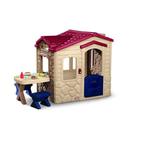 Little Tikes Picnic on the Patio Playhouse:Little Tikes:Swing Happy