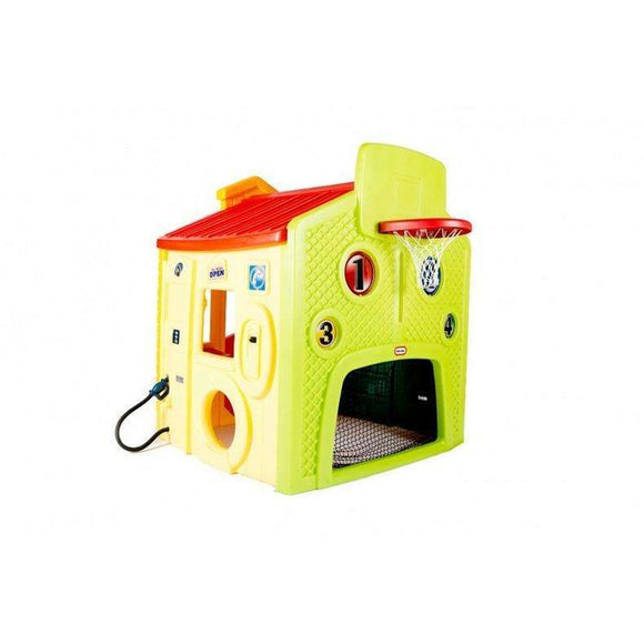 Little Tikes Town Playhouse - Evergreen:Little Tikes:Swing Happy