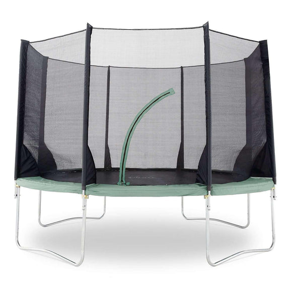 Plum Space Zone V3 Trampoline 12ft:Plum:Swing Happy
