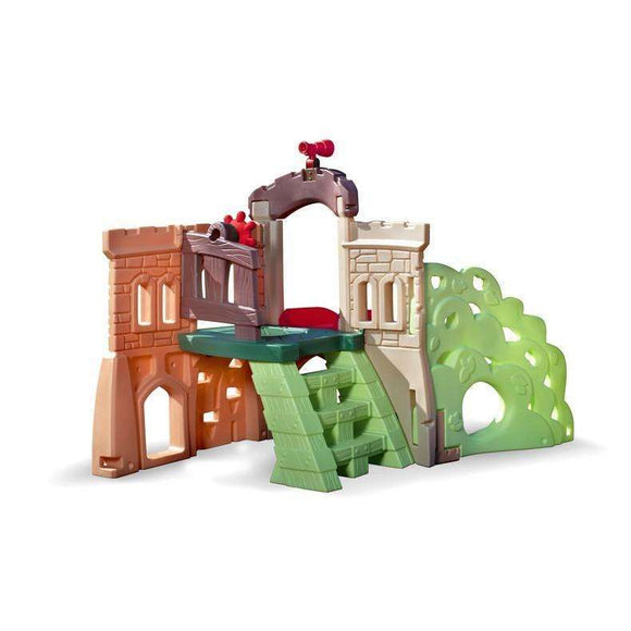 Little Tikes Endless Adventures Rock Climber and Slide:Little Tikes:Swing Happy
