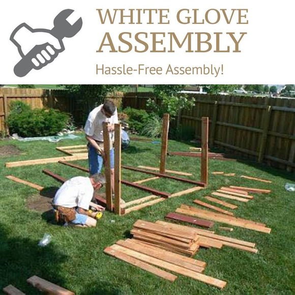 Swing Set Assembly Service:Swing Happy:Swing Happy