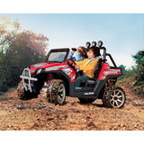 Peg-Perego Polaris Ranger RZR 24v:Peg-Perego:Swing Happy