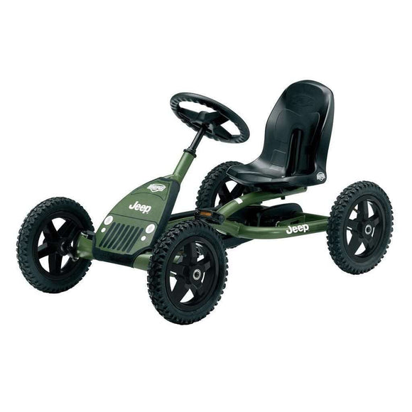 BERG Buddy Jeep Junior Go-Kart:BERG:Swing Happy