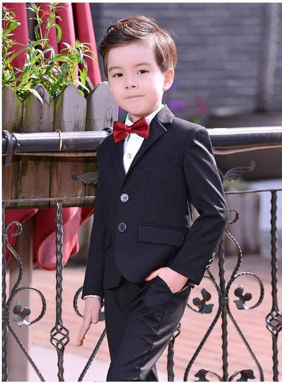 2019 New Arrival Boys' Tuxedo Suits for Wedding by PickAProduct