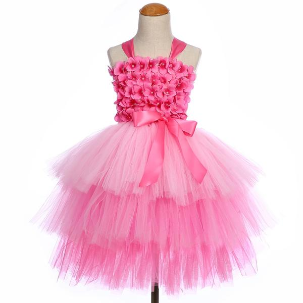 Hot Pink Flower Girls Birthday Party Tutu Dress by Pick a Product