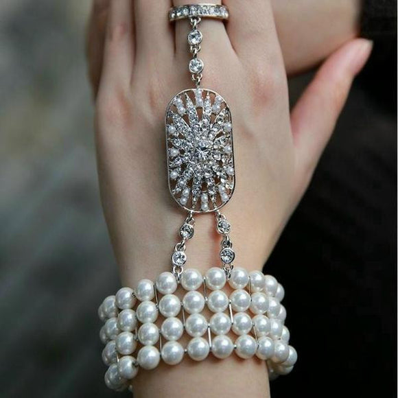 The Great Gatsby 1920s Stretch Bracelet by Pick a Product