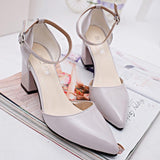 Summer High Square Heels (5cm) Shoes by Pick a Product