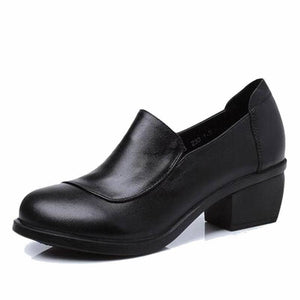 Genuine Leather Womens Winter Shoes by Pick a Product