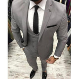 3 Piece Men Winter Terno Business Slim Fit Suit by Pick a Product