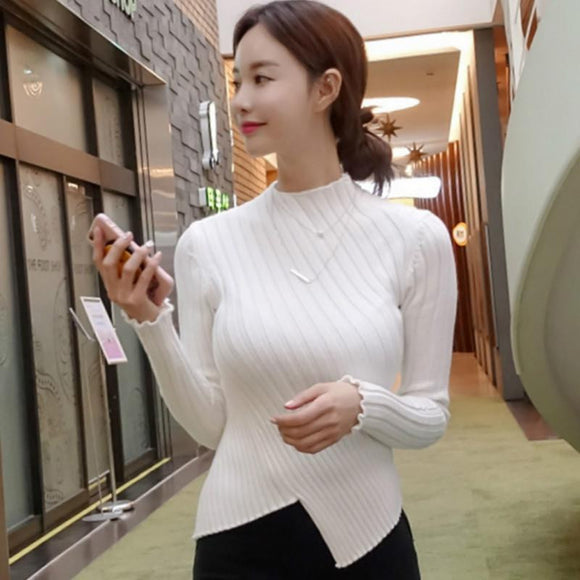 2018 Winter O-Neck Long Sleeve Women Sweater by Pick a Product
