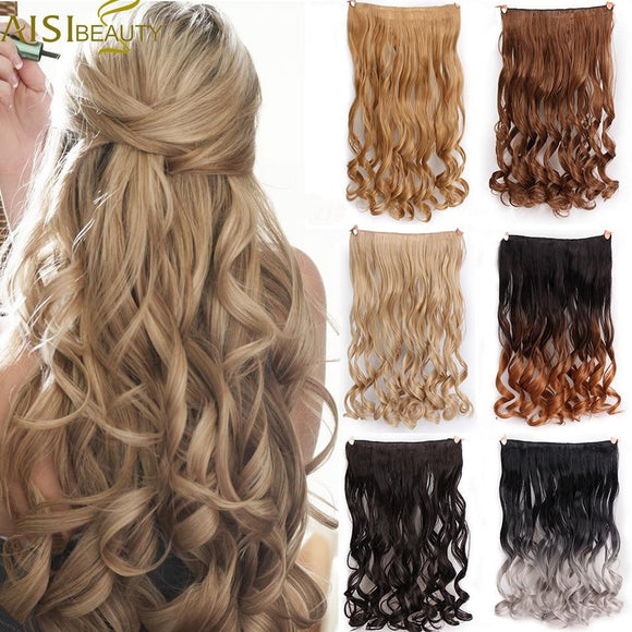 AISI BEAUTY Synthetic Curly Hair Extensions 24