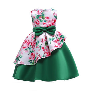 ANGELSBRIDEP Green flower girl dresses o neck by Pick a Product