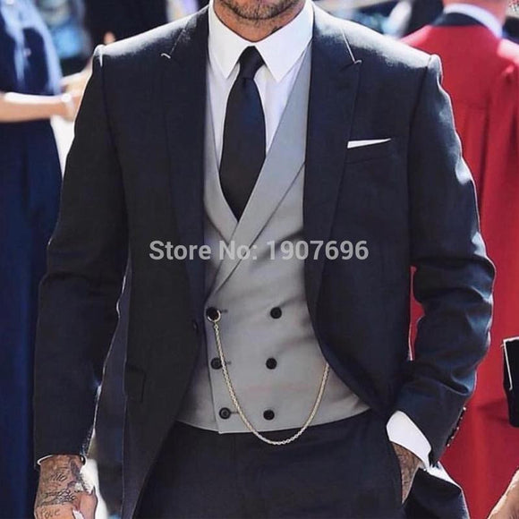 Men's Three Piece Suit for Wedding/Prom/Evening by Pick a Product