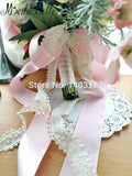 Dreamlike Pink Brooch Bouquet - little-darling-fashion-online