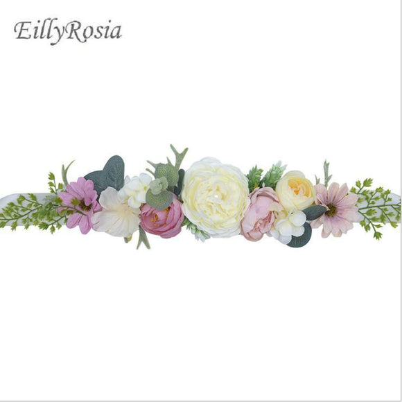 Eillyrosia Wedding Sash - little-darling-fashion-online