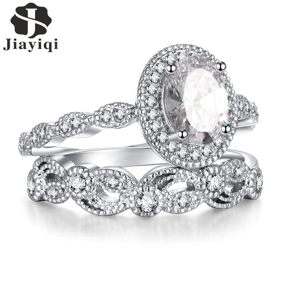 Fashion 2 Pcs/Set Wedding Rings For Women by Pick a Product
