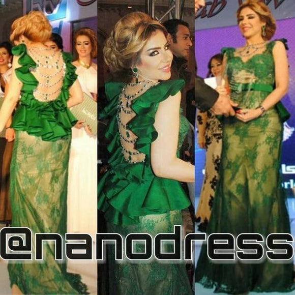 Glamorous Green Mother of the Bride Dresses
