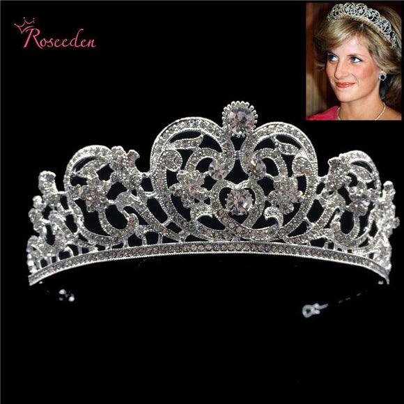 Gorgeous European Crystal wedding Bridal Tiara by Pick a Product